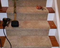 Photo #2: 5 STAR CARPET INSTALLATION: PRO QUALITY installation and repairs