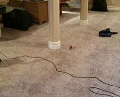 Photo #1: 5 STAR CARPET INSTALLATION: PRO QUALITY installation and repairs