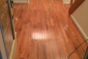 Photo #12: Hardwood floor installation $1.50 SQFT (Castillo hardwood flooring.inc)