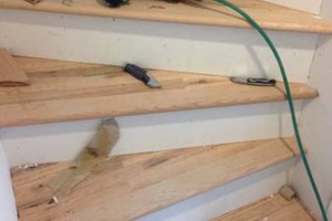 Photo #14: Hardwood floor installation $1.50 SQFT (Castillo hardwood flooring.inc)