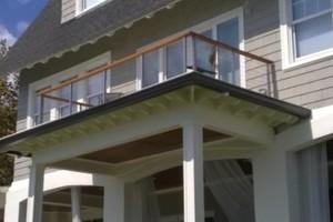 Photo #5: FIBERGLASS DECKS and Roofs
