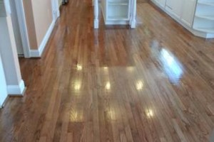 Photo #3: Quality Hardwood Floor Refinishing, Installs & Repairs