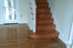Photo #5: Quality Hardwood Floor Refinishing, Installs & Repairs