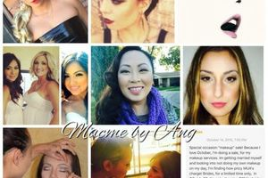 Photo #2: Freelance Makeup Artist Available for Hire (Los Angeles)