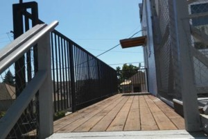 Photo #1: Welding Ornamental fences, stairs, stainless