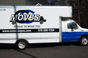 Photo #1: C&C Moves. Professional/ Insured!