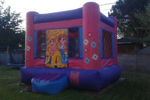 Photo #5: La Roca Fuerte Jumpers ( bouncy house )