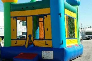 Photo #3: La Roca Fuerte Jumpers ( bouncy house )
