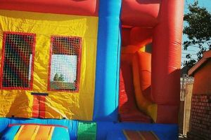Photo #2: La Roca Fuerte Jumpers ( bouncy house )
