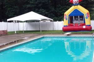 Photo #2: Tents, Bounce Houses, tables , chairs, moonwalk. Party, birthdays,...