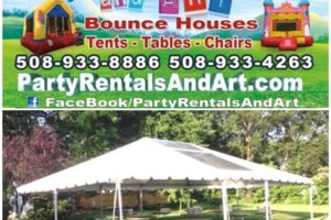 Photo #4: Tents, Bounce Houses, tables , chairs, moonwalk. Party, birthdays,...