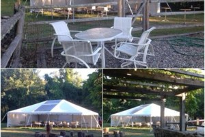 Photo #6: Tents, Bounce Houses, tables , chairs, moonwalk. Party, birthdays,...