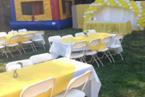 Photo #7: Tents, Bounce Houses, tables , chairs, moonwalk. Party, birthdays,...