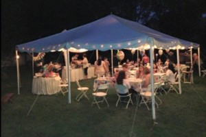 Photo #10: Tents, Bounce Houses, tables , chairs, moonwalk. Party, birthdays,...