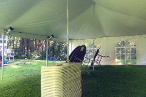 Photo #19: Tents, Bounce Houses, tables , chairs, moonwalk. Party, birthdays,...