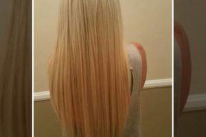 """Photo #2: Weave plus 16"""" hair $225"""