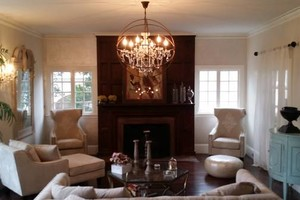 Photo #1: Interior Design Services - paint color selection, furniture placement, lighting