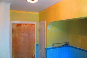 Photo #4: Gel staining, interior painter, wallpaper removal...