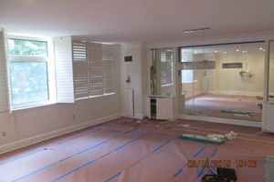 Photo #13: Gel staining, interior painter, wallpaper removal...