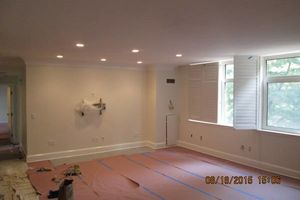 Photo #14: Gel staining, interior painter, wallpaper removal...