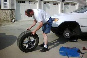 Photo #1: Matty The Mechanic, Brake Sale. $35 per Rotor, +Pads, labor