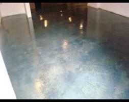 Photo #9: Workman's Comp. Basement Polished Concrete Grinding, Concrete Leveling Sealing Epoxy