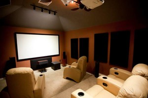 Photo #5: TV, Projector, Speaker Installations. Call Us With Your Inquiry!