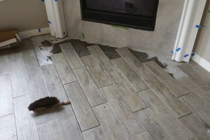 Photo #9: TILE SERVICES - sealing/staining/restoration