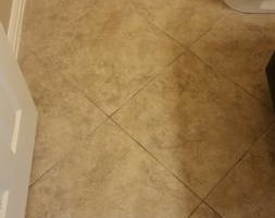 Photo #6: TILE SERVICES - sealing/staining/restoration