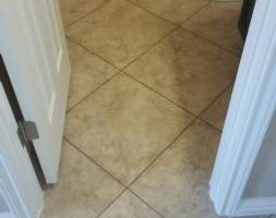 Photo #5: TILE SERVICES - sealing/staining/restoration