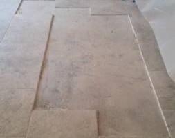 Photo #4: TILE SERVICES - sealing/staining/restoration