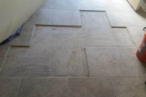 Photo #2: TILE SERVICES - sealing/staining/restoration