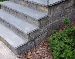 Photo #11: Custom Landscape And Construction, LLC. Unilock walls and patios