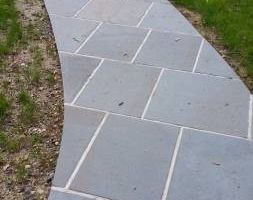 Photo #13: Custom Landscape And Construction, LLC. Unilock walls and patios