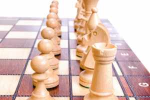 Photo #1: Chess Lessons - beginners welcome