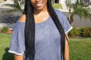 Photo #7: $50 BOX BRAIDS!!!