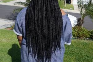 Photo #5: $50 BOX BRAIDS!!!