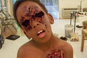Photo #3: SPECIALIZE IN CREATURES AND GORE! Make Up Artist booking for Halloween