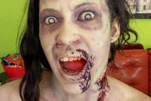 Photo #1: SPECIALIZE IN CREATURES AND GORE! Make Up Artist booking for Halloween