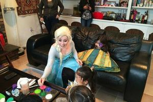 Photo #7: Birthday Parties with Queen Elsa from Frozen
