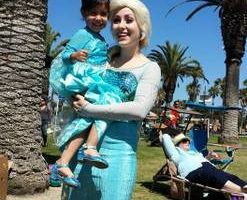 Photo #3: Birthday Parties with Queen Elsa from Frozen
