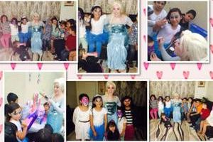 Photo #2: Birthday Parties with Queen Elsa from Frozen