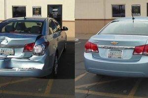 Photo #5: Auto body bumper and dent repair NO HIDDEN FEE!!!!!!