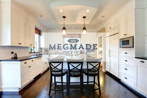 Photo #4: Professionally Painted Cabinets by MegMade