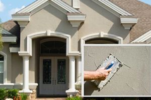 Photo #1: STUCCO PLASTER SERVICES