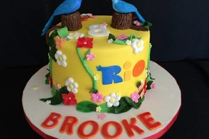 Photo #9: Custom Cakes by The Sweet Stuff Cake Shop