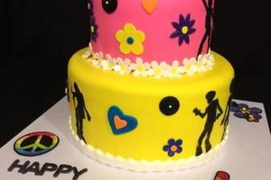 Photo #7: Custom Cakes by The Sweet Stuff Cake Shop