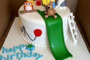 Photo #6: Custom Cakes by The Sweet Stuff Cake Shop