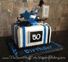 Photo #1: Custom Cakes by The Sweet Stuff Cake Shop