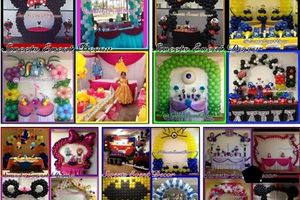 Photo #1: Sweets Party Decor - Event Decorations